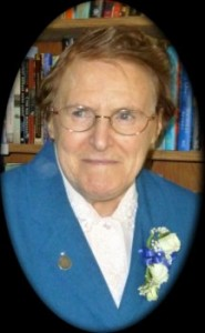 In loving memory of Sr. Mary Perpetua O'Hely