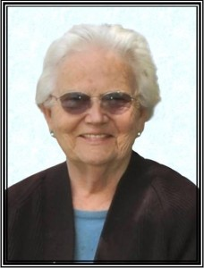 In Loving memory of Sr. Ruth Schwelenberg