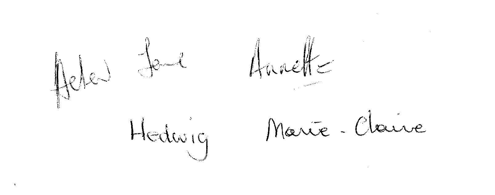Signature CLT